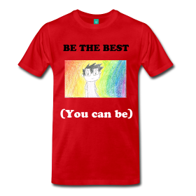 Be the best (Tee)
