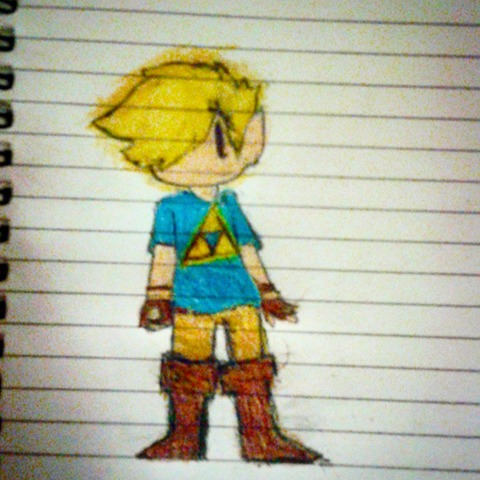 Small boi Link