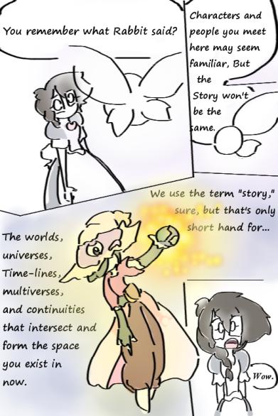 Story one: Page three | stoodmuffin